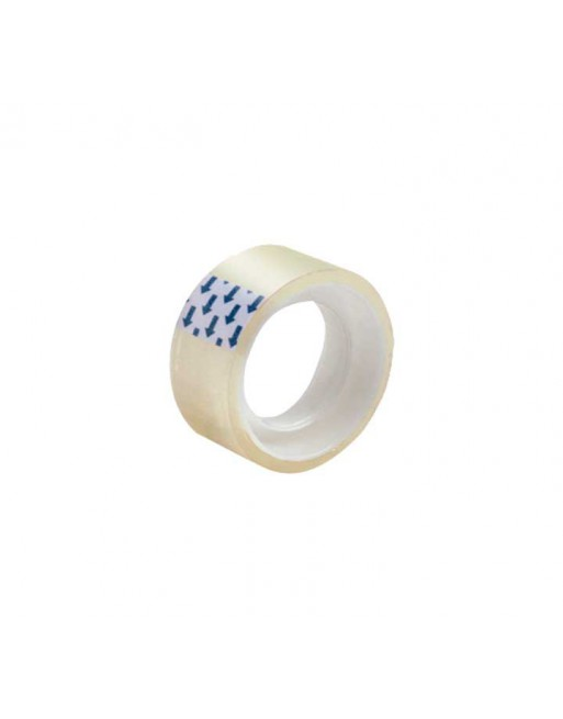 A-SERIES PACK 8 ROLLOS. CINTA ADHESIVA 19MMX33 - FO60103