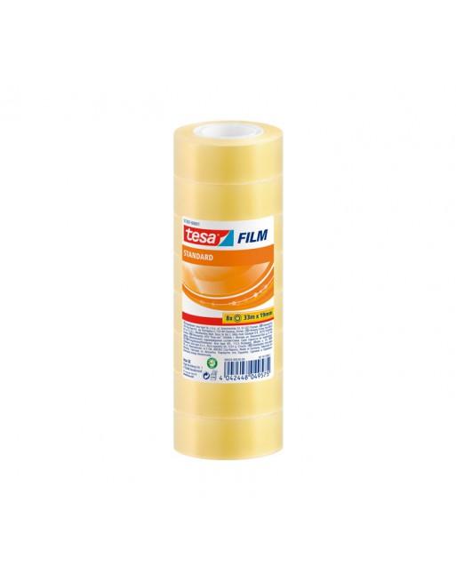 TESA PACK 8R CLEARTAPE 33X19 MM 57207-1-0 - 57207-00001-01