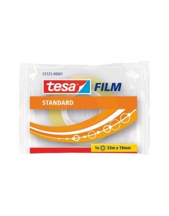 TESA CINTA ESTANDARD 33MX19MM TRANSPARENTE - 57225-00001-01