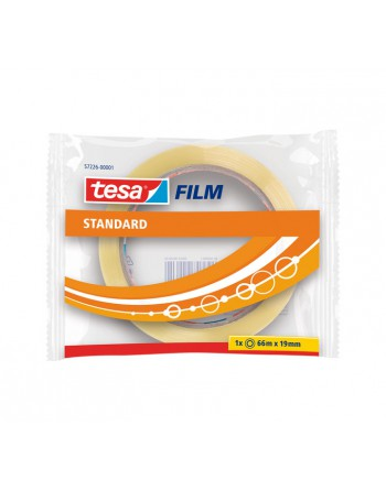 TESA CINTA ESTANDARD 66MX19MM TRANSPARENTE - 57226-00001-01