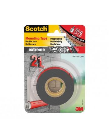 SCOTCH SOP. ADHES 2 CARAS EXTERIOR VHB - 40021915A