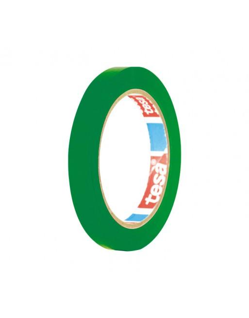 TESA CINTA PVC COL.12MMx66M VERDE - 04204-00094-00