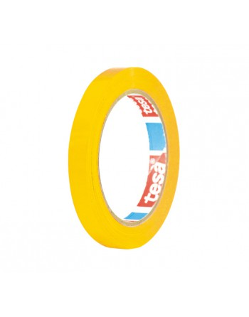 TESA CINTA PVC COLOR 12MMx66M AMARILLO 04204-00041-00 - TES 4204-00041-00 AM