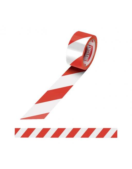 INSTANT CINTA ADHESIVA WARNING 48MM. X 50M. 63121