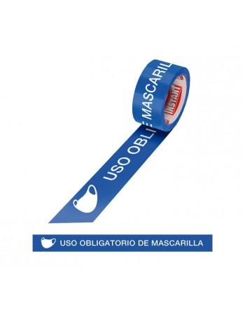 INSTANT CINTA ADHESIVA *USO OBLIGATORIO DE MASCARILLA* 48MM. X 30M. 63171