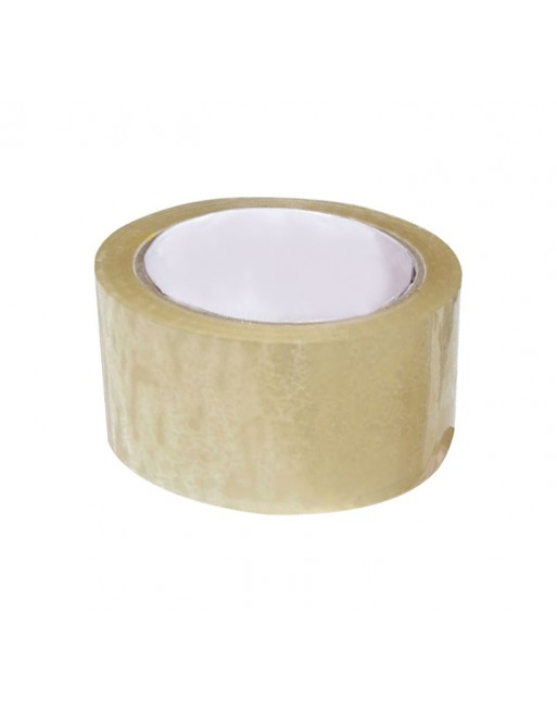 MMC ROLLO PRECINTO PVC TRANSPARENTE 48X66 - 11590