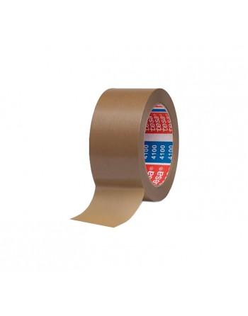 TESA CINTA EMBALAJE PVC MARRON 132X50 - 04100-00206-00