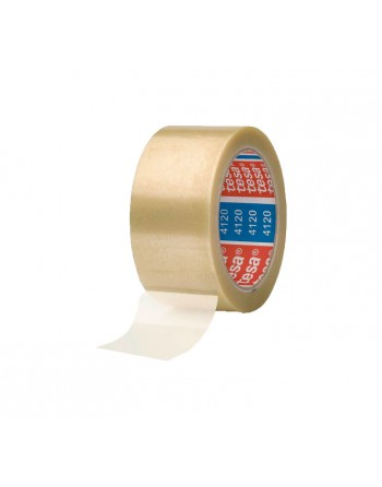 TESA CINTA EMBALAJE PVC TRANPARENTE 66x50MM - 04120-00008-00