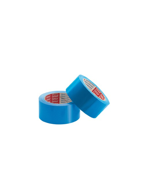 TESA CINTA EMBALAJE PVC 4204 66MX50MM AZUL - 04204-00090-00