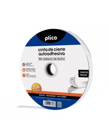 PLICO CINTA AUTOAD 20MMX25M MACHO - 13316