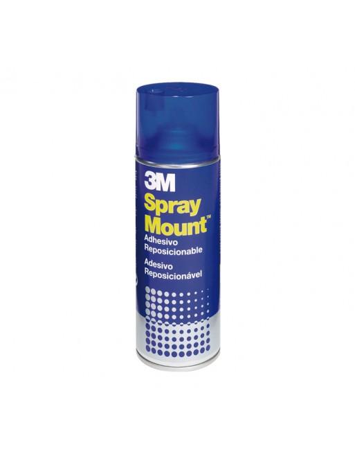 3M ADHESIVO SPRAY MOUNT 400ML S-MA - 3M Spray Mount