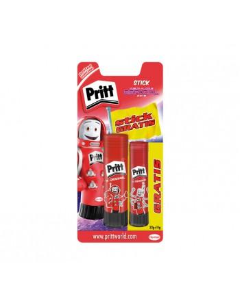 PRITT BLISTER PEGAMENTO STICK 22GR+11GR - 1136800