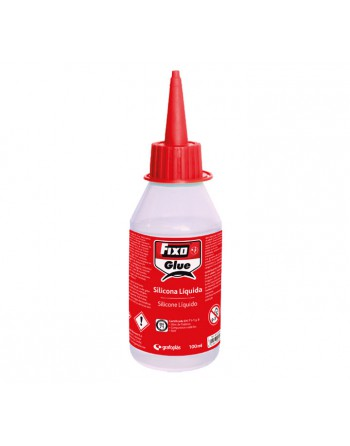 FIXO BOTE SILICONA GLUE 100ML - 00022900