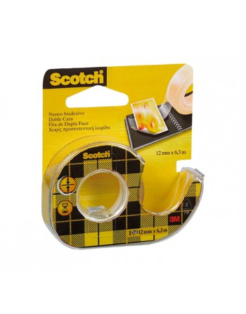 SCOTCH DISPENSADOR CINTA DOBLE CARA SCTOCH 665-126 - 136D