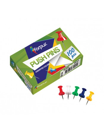 FORPUS 100 AGUJAS MAPA SURTIDO - FO71001