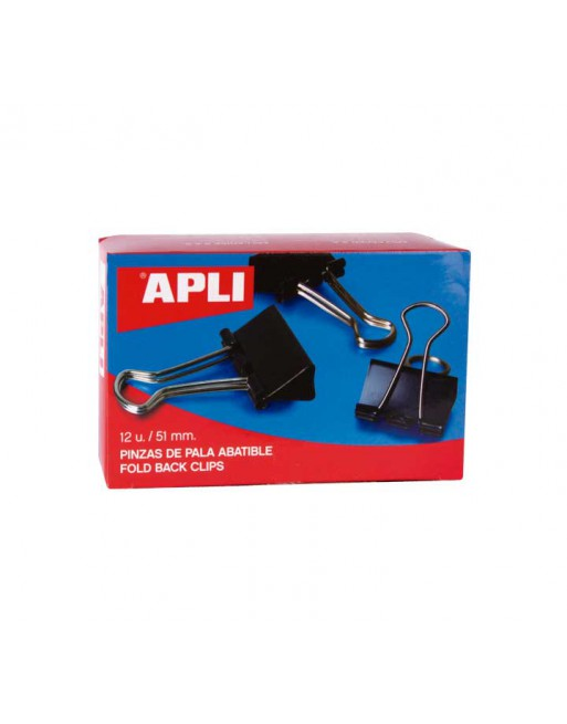APLI 12 PINZA PALA ABATIBLE 51MM - 11952