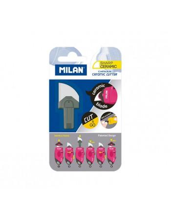 MILAN BLISTER RECAMBIO CUTTER CAPSULE CERAMIC - BWM10338