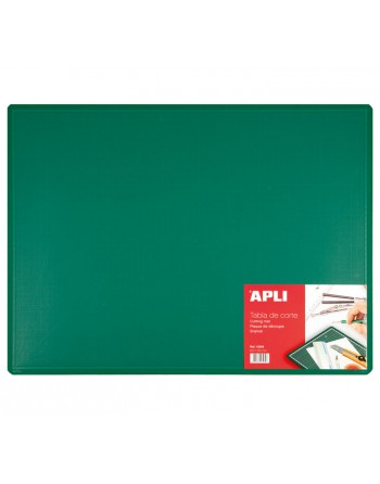 APLI TABLA DE CORTE 900X600X2MM PVC - 13563