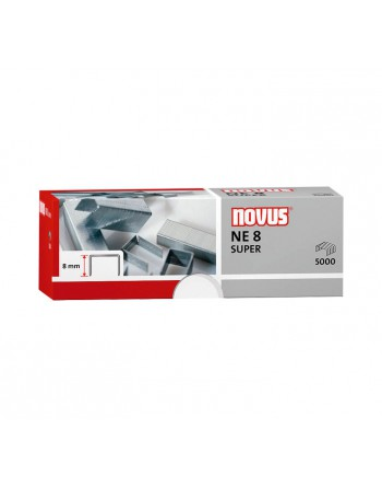 NOVUS 50 00 GRAPAS NEGRO 8 SUPER - 042-0002
