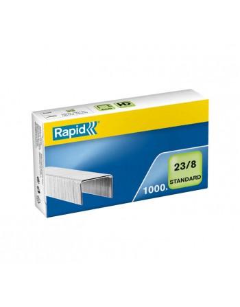 RAPID 1000 GRAPAS 23/8 GALVANIZADA - 24869200