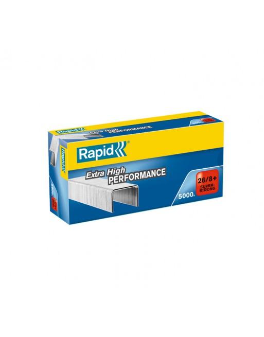 RAPID 5000 GRAPAS 26/8+ SUPER STRONEGRO - 24862200