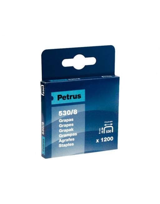 PETRUS 1200 GRAPAS 530/8 COBRE - 77514