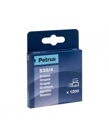 PETRUS 1200U. GRAPAS 530/4 COBREA - 77512