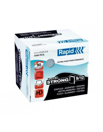 RAPID 5000 GRAPAS 9/12 GALVANIZADA - 24871400
