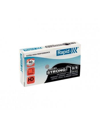 RAPID 5000 GRAPAS 9/8 GALVANIZADA - 24871000