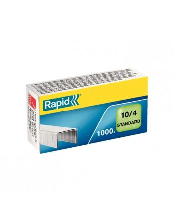 RAPID 1000 GRAPAS N.10 GALVANIZADA 10/4 - 24862900