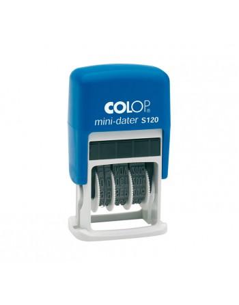 COLOP FECHADOR 4MM S-120 S100.S120.E - S 120 MINI-FECHADOR