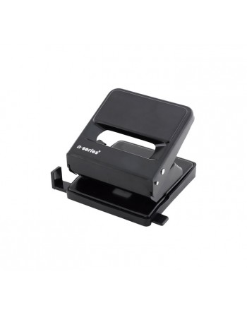 ASERIES TALADRO PUNCH 20 HOJAS NEGRO - AS1195