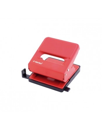 ASERIES TALADRO PUNCH 20 HOJAS ROJO - AS1194