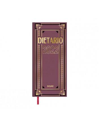 DOHE DIETARIO 2/3 14.5X31CM AÑO CASTELLANO SURTIDO - 11151