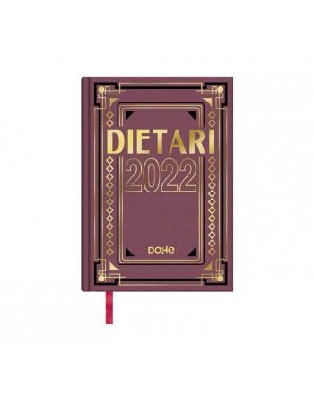 DOHE DIETARIO 4º 15X21CM AÑO CASTELLANO SURTIDO - 11152