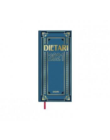 DOHE DIETARIO 2021 2/3 ANUAL CATALÁN 14,5X31 CM 11156