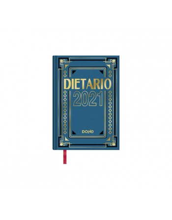 DOHE DIETARIO 2021 4º ANUAL CASTELLANO 15X21 CM 11152
