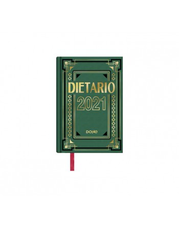 DOHE DIETARIO 2021 8º ANUAL CASTELLANO 11,5X16,5 CM 11154