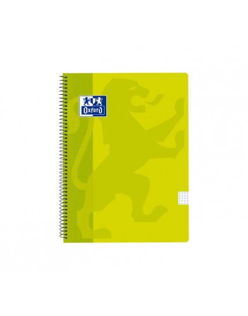 OXFORD CUADERNO SCHOOL FOLIO 80H 5X5 LIMA - 400121816