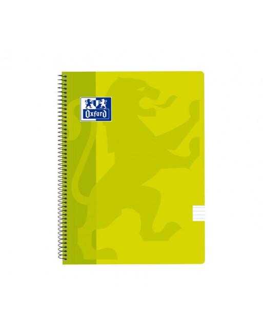 OXFORD CUADERNO SCHOOL FOLIO 80H HZTL LIMA - 400121853