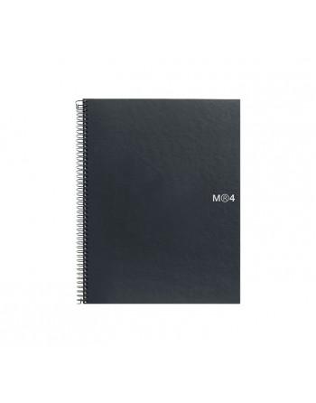 M.RIUS CUADERNO NOTEBOOK 4 A4 160H 70GR LISO TAPA EXTRADURA - 2108