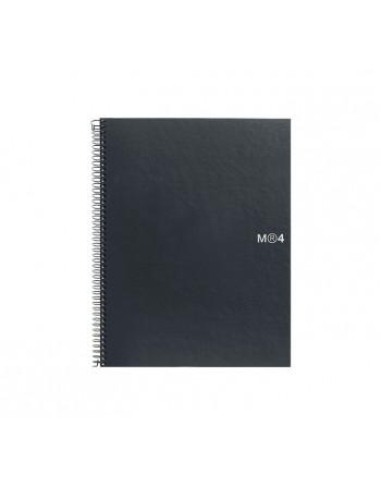 M.RIUS CUADERNO NOTEBOOK 4 A5 160H 70GR LISO TAPA EXTRADURA - 2121