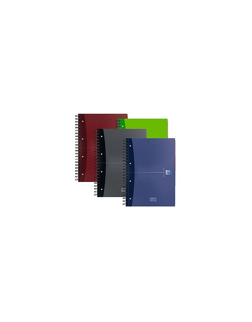 OXFORD CUADERNO MICROPERFORADO A4+ 5X5 120H SURTIDO - 100104738