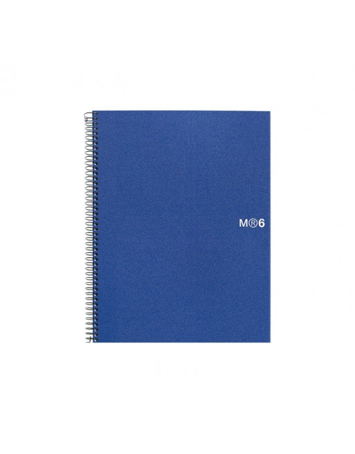 M.RIUS CUADERNO NOTEBOOK 6 A5 150H BASIC AZ - 2829