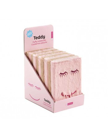 MIQUEL RIUS EXPOSITOR 15 NOTEBOOK8 A5 200 HOJASDE 70 GR THE ORIGINAL TAPA POLIPROPILENO 42001