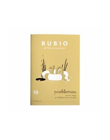 RUBIO PACK 10 CUADERNOS PROBLEMAS 10 - P10