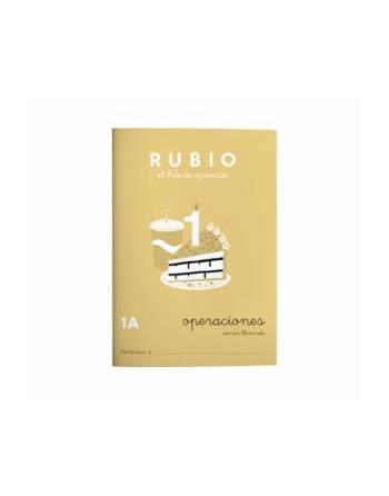RUBIO PACK 10 CUADERNOS PROBLEMAS 1A - P1A