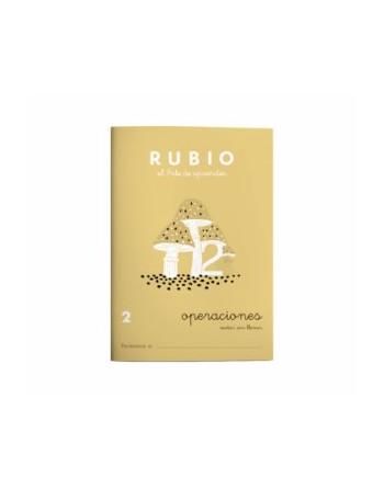 RUBIO PACK 10 CUADERNOS PROBLEMAS 2 - P2
