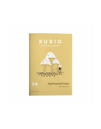 RUBIO PACK 10 CUADERNOS PROBLEMAS 2A - P2A