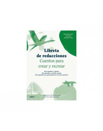 ADDITIO LIBRETA REDACCIONES PRIMARIA 2º CICLO CAST - R102